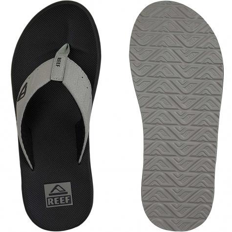 Reef Flip Flop Phantoms schwarz/grau