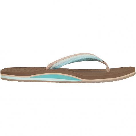 Reef Damen Flip-Flops Voyage Lite Beach blau/braun