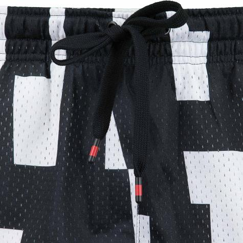 Nike Short Air Mesh weiß/schwarz/rot