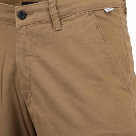 Reell Shorts Flex Grip Chino ocre brown