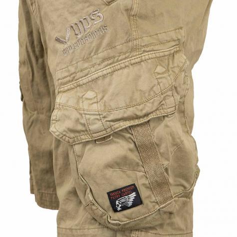 Yakuza Premium Shorts 2665 Cargo braun