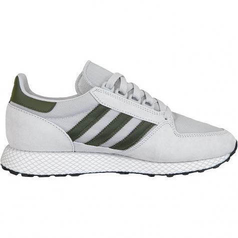 Adidas Originals Sneaker Forest Grove grau/oliv