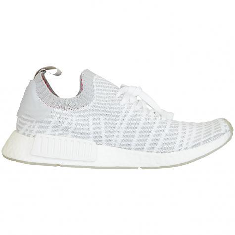 Adidas Originals Sneaker NMD R1 STLT Primeknit weiß/grau
