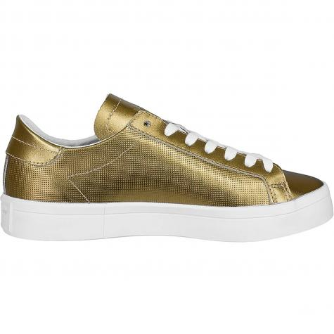 Adidas Originals Damen Sneaker Court Vantage copper