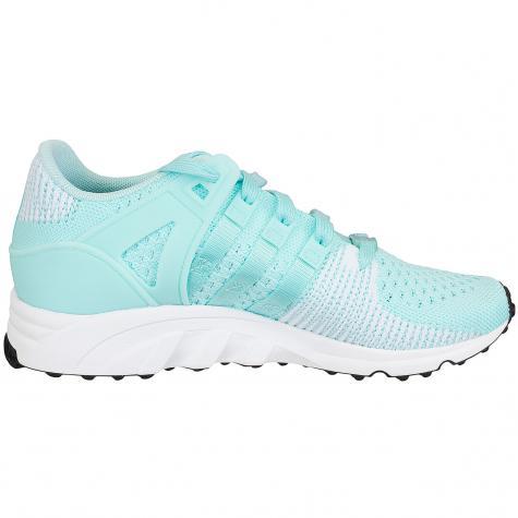 Adidas Originals Damen Sneaker Equipment Support RF Primeknit aqua/schwarz