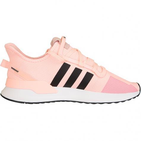 Adidas Originals Damen Sneaker U_Path Run rosa/schwarz