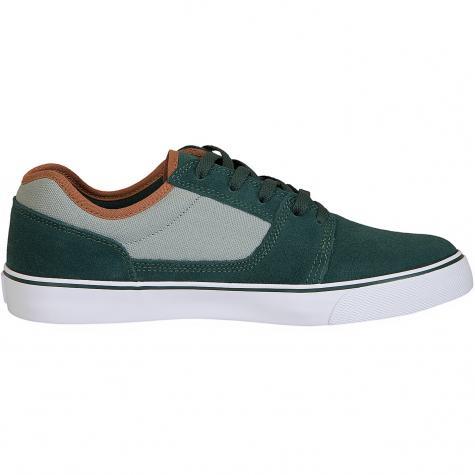 DC Shoes Sneaker Tonik dunkelgrün/grau