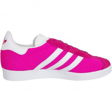 Adidas Originals Damen Sneaker Gazelle pink/weiß