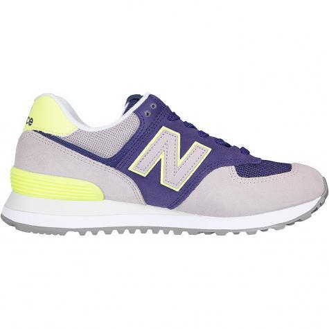 New Balance Damen Sneaker 574 dunkelblau