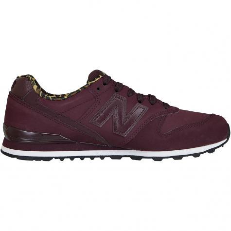 New Balance Damen Sneaker 996 weinrot