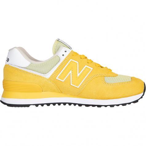 Sneaker New Balance 574 gelb