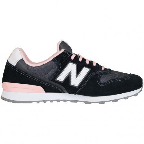 New Balance Sneaker 996 Leder/Textil/Synthetik schwarz/rosa