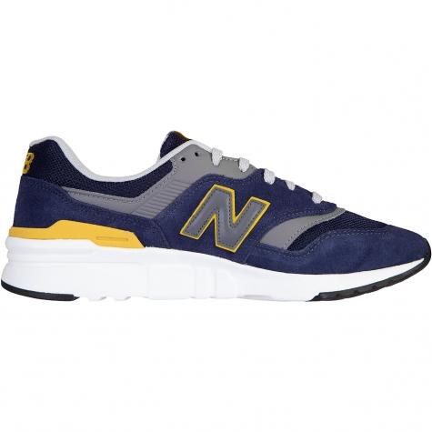 New Balance 997H Sneaker Schuhe schwarz/blau