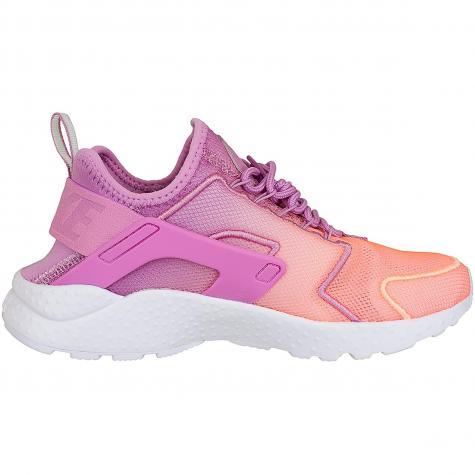 Nike Damen Sneaker Air Huarache Run Ultra BR orange/pink