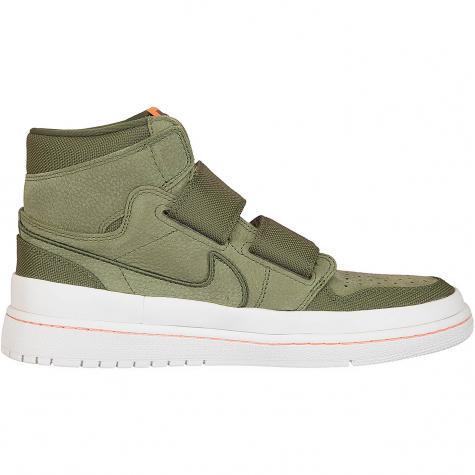 Nike Sneaker Air Jordan 1 Retro High DS oliv