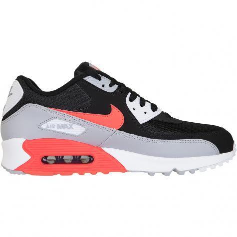 Nike Sneaker Air Max 90 Essential schwarz/orange