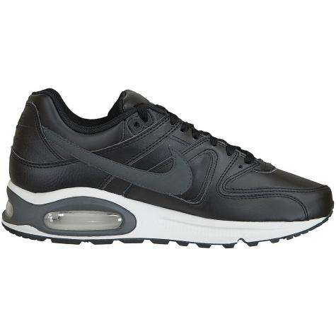 Nike Sneaker Air Max Command Leather schwarz/anthrazit