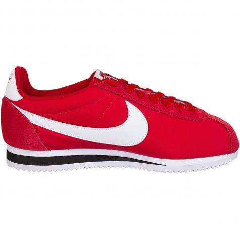 Nike Sneaker Cortez Nylon rot/weiß