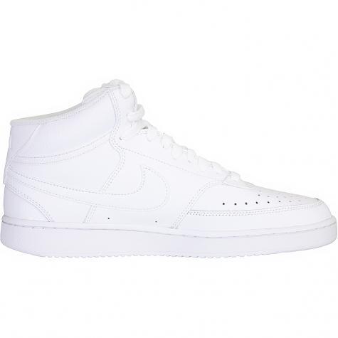 Nike Court Vision Mid Sneaker weiß