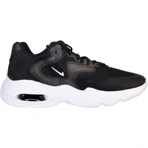 Nike Air Max 2X Damen Sneaker Schuhe schwarz/weiß