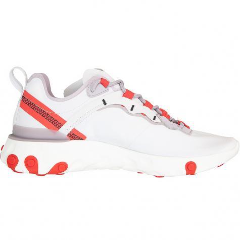 Nike Damen Sneaker React Element 55 weiß
