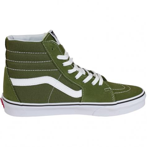 Vans Sneaker SK8-Hi moss/weiß