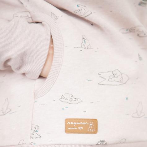 Ragwear Damen Sweatshirt Angel old pink