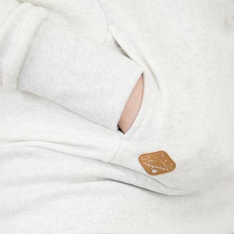 Ragwear Damen Sweatshirt Neska weiß