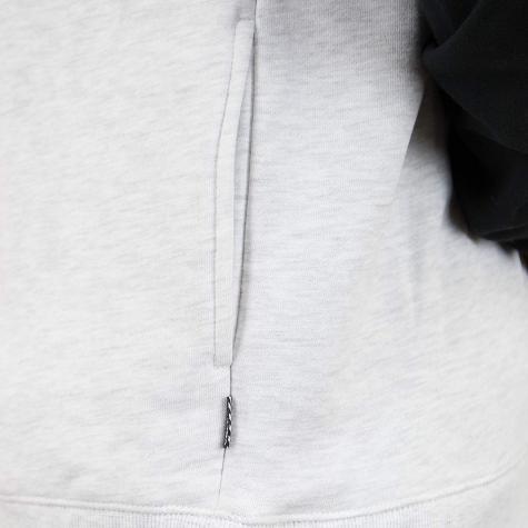 Volcom Sweatshirt Single Stone Division Crew schwarz out