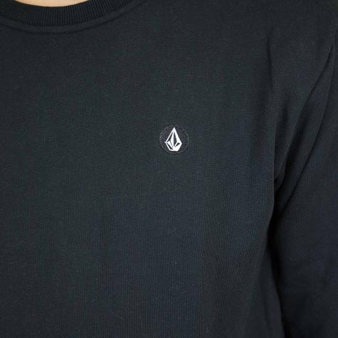 Volcom Sweatshirt Threezy schwarz