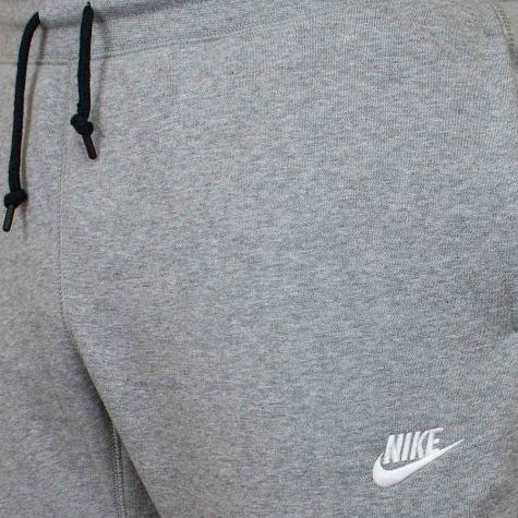 Nike Sweatpant AW77 Cuffed Fleece grau
