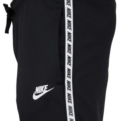 Nike Sweatpant Repeat Poly schwarz/weiß