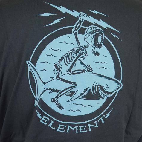 Element T-Shirt Rodeo schwarz