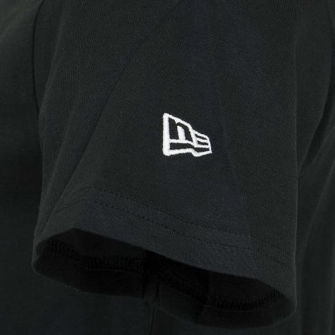 New Era T-Shirt Team Established Oakland Raiders schwarz
