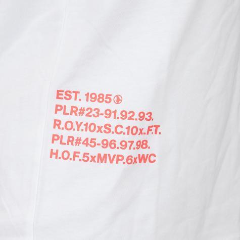 Nike T-Shirt Greatest weiß/rot