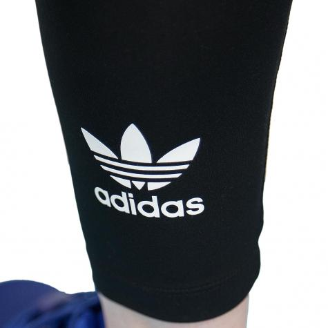 Adidas Originals Tights Trefoil schwarz