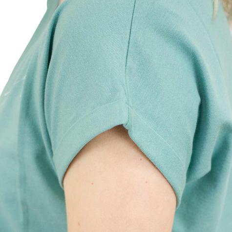 Iriedaily Damen T-Shirt Evolution türkis