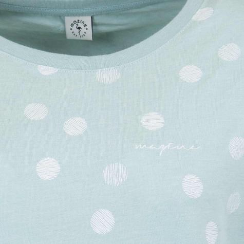 Mazine Damen T-Shirt Wylie hellblau