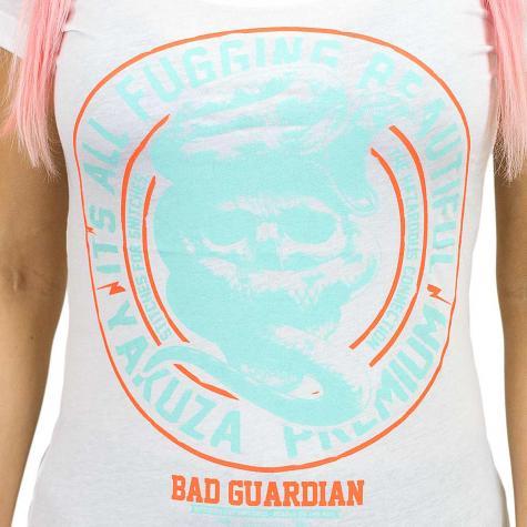 Yakuza Premium Damen T-Shirt 2237 weiß