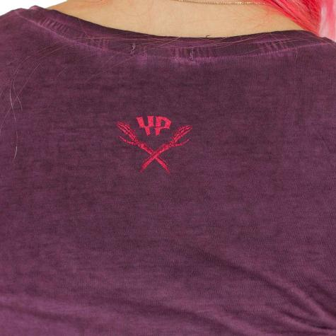 Yakuza Premium Damen T-Shirt 2338 weinrot