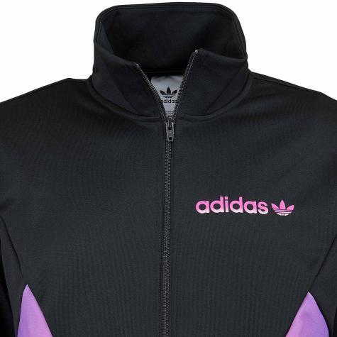 Adidas Originals Trainingsjacke Degrade schwarz
