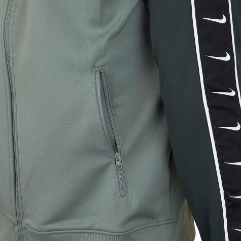 Nike Trainingsjacke HBR PK STMT grau