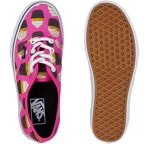 Vans Damen-Sneaker Authentic hot pink cupcake
