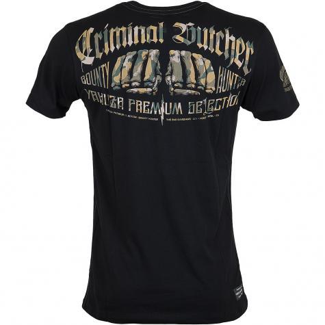 Yakuza Premium T-Shirt 2700 schwarz
