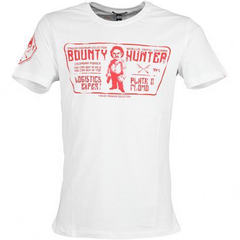 Yakuza Premium T-Shirt 2709 weiß