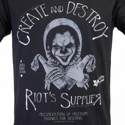 Yakuza Premium Herren T-Shirt 2917 schwarz