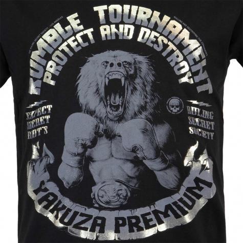 Yakuza Premium T-Shirt 3005 blau