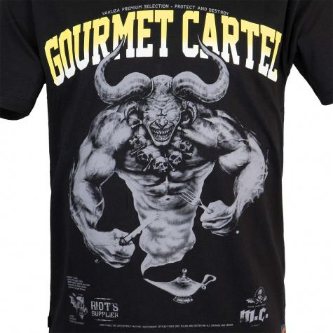 Yakuza Premium T-Shirt 3009 scwharz