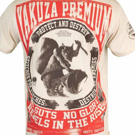 Yakuza Premium T-Shirt 3013 beige