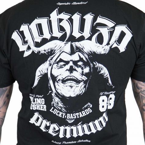 Yakuza Premium T-Shirt BW200 schwarz